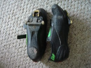 Cleats are the key to staying attached to your bike, and uber-efficient