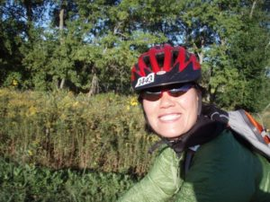 You, too, can look this happy on a bicycle