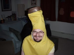 our friend matt the banana.