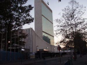 U.N.bldg