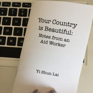 Book by Yi Shun Lai