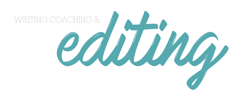 Writing Coaching and Editing Title